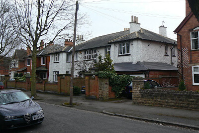painted-pebbledash-house